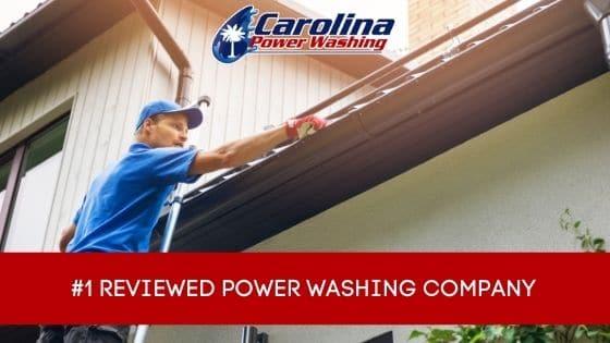 #1 reviewed power washing company